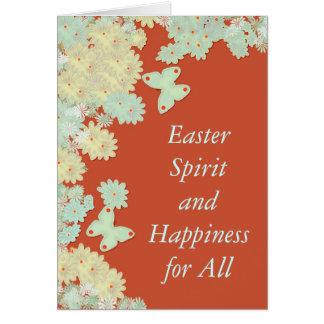 Easter Spirit for All Card