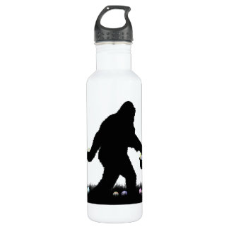 Easter Squatch 24oz Water Bottle