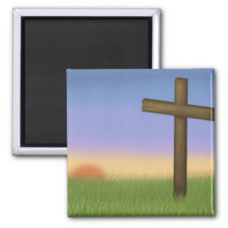 """Easter Sunrise"" Magnet"