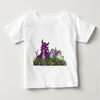 Easter Surprise Baby Dragon Baby T-Shirt