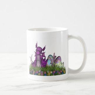 Easter Surprise Baby Dragon Coffee Mug