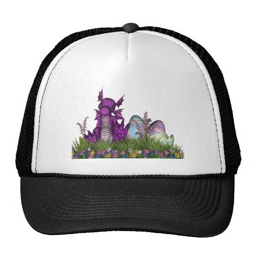 Easter Surprise Baby Dragon Hats