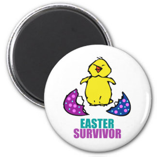 EASTER SURVIVOR MAGNET