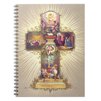 Easter Symbols 1877 Note Book