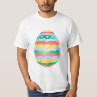 Easter T-shirt Unisex Easter Egg Shirt Sm - 4xl