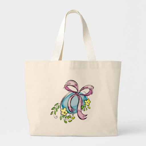Easter T shirts and Gifts Jumbo Tote Bag