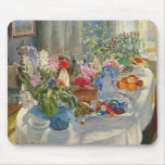 Easter Table Mouse Pad