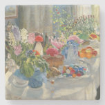 Easter Table Stone Coaster