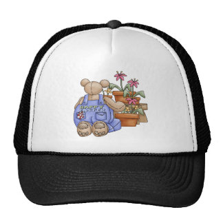 Easter Teddy Bear T shirts and Gifts Trucker Hat