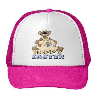Easter Teddy Bear T shirts and Gifts Hats
