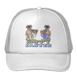 Easter Teddy Bear T shirts and Gifts Hat