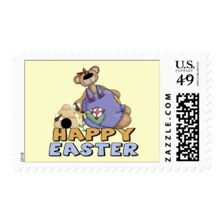 Easter Teddy Bear T shirts and Gifts Postage