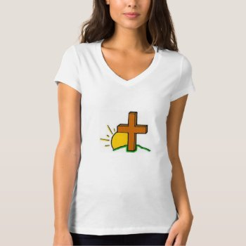 Easter Tee Shirt by creativeconceptss at Zazzle