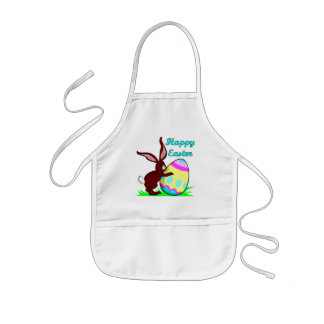 Easter Tees and Easter Gifts Kids' Apron