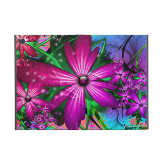 Easter Themed Flower Abstract Cover For iPad Mini