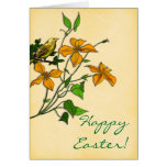Easter TIger Lily (card)