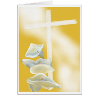 EASTER TIME GREETING CARD