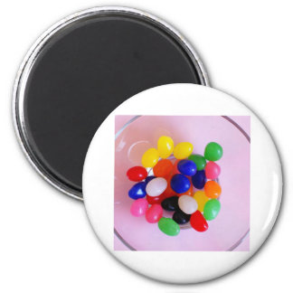 Easter Treats 2 Inch Round Magnet