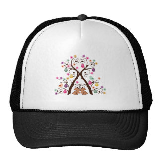 Easter Tree Trucker Hat
