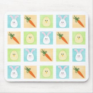 Easter Trio Mousepad