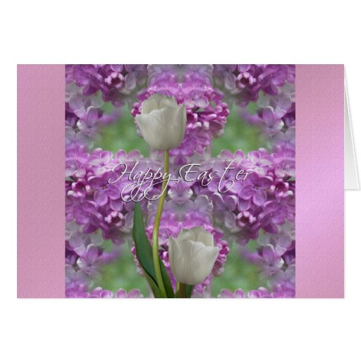 Easter Tulips Cards