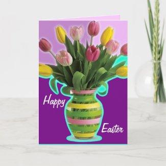 HAPPY EASTER .... Feliz Sabado de Gloria Easter_tulips_happy_easter_card-p1374152536808075047l0u_325