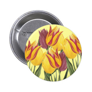 Easter Tulips Pin