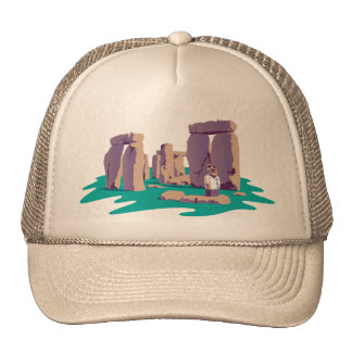 Easter Vacation Trucker Hat