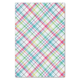 Easter Versatile Colored Striped Pattern Tissue Paper