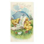 Easter Vintage Holiday Mini Doodles Double-Sided Standard Business Cards (Pack Of 100)