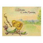 Easter Vintage Postcard