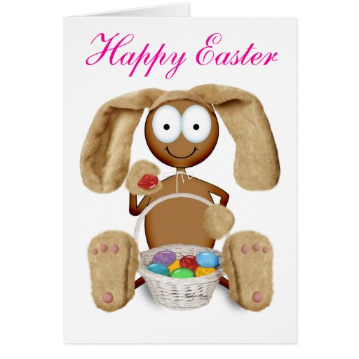 Easter visitor II, Happy Easter Cards