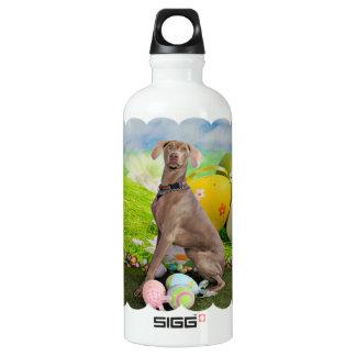 Easter - Weimaraner - Nevaeh SIGG Traveler 0.6L Water Bottle