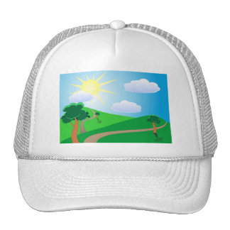 Easter Wishes Trucker Hat