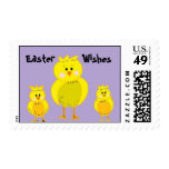 Easter Wishes -postage