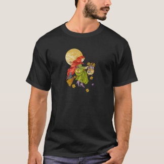 Easter Witch Dark Tee