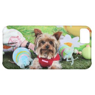 Easter - Yorkshire Terrier - Sassy Cover For iPhone 5C