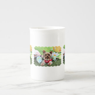 Easter - Yorkshire Terrier - Sassy Tea Cup