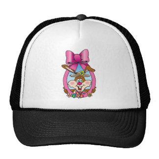 EasterB21Cute bunny Trucker Hat