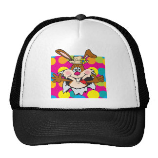 EasterB27 easter bunny Trucker Hat