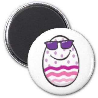 easteregg 2 inch round magnet