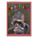 EasterFeaturing feliz lindo, imagen divertida de S Felicitaciones