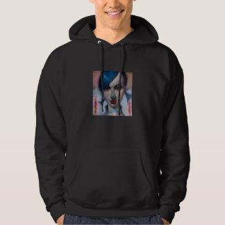 """""""Easterlily"""" Basic Hooded Sweatshirt"""