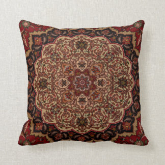 Eastern Accent Vintage Persian Pattern Pillow
