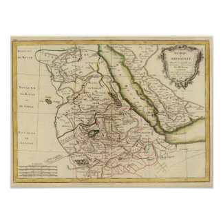 Eastern Africa Poster