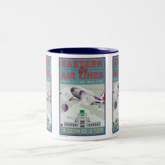 Eastern Air Lines-Mug Two-Tone Coffee Mug
