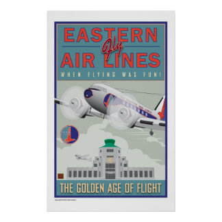 Eastern Air-Poster