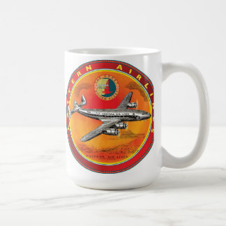 Eastern Airlines constellation sign Coffee Mug