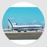 """EASTERN AIRLINES Lockheed L-1011 """"Whisperliner"""" Stickers"""