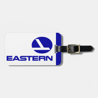Eastern Airlines Luggage Tag (CUSTOMIZABLE)